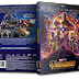 Vingadores: Guerra Infinita DVD Capa