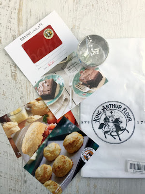 Get entered to win a King Arthur baking prize package just in time for all your fall baking! Ends 9/3/15 #betterbiscuits
