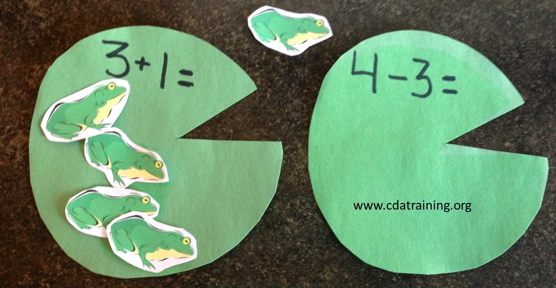 Child Care Basics Resource Blog Lily Pad Math