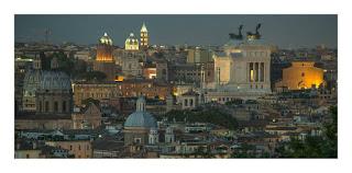 Il Gianicolo al chiaro di luna - Visita guidata serale Roma