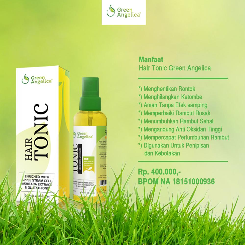 Hormon Penumbuh Rambut Alkatel Hair Tonic Green Angelica Adalah Alamiyang Khusus Di Formulasikan Untuk Mengatasi Berbagai Macam Masalah Mulai Dari Kerontokan