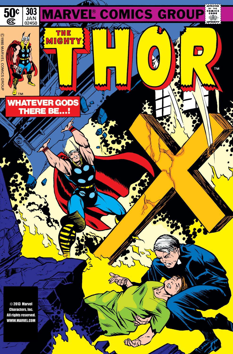 Thor (1966) 303 Page 1