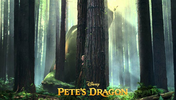 """Peter y el Dragon"""