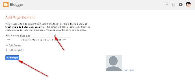 cara memasang komentar disqus di blog dengan mudah