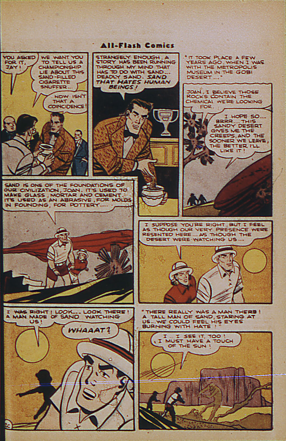 Read online All-Flash comic -  Issue #22 - 40