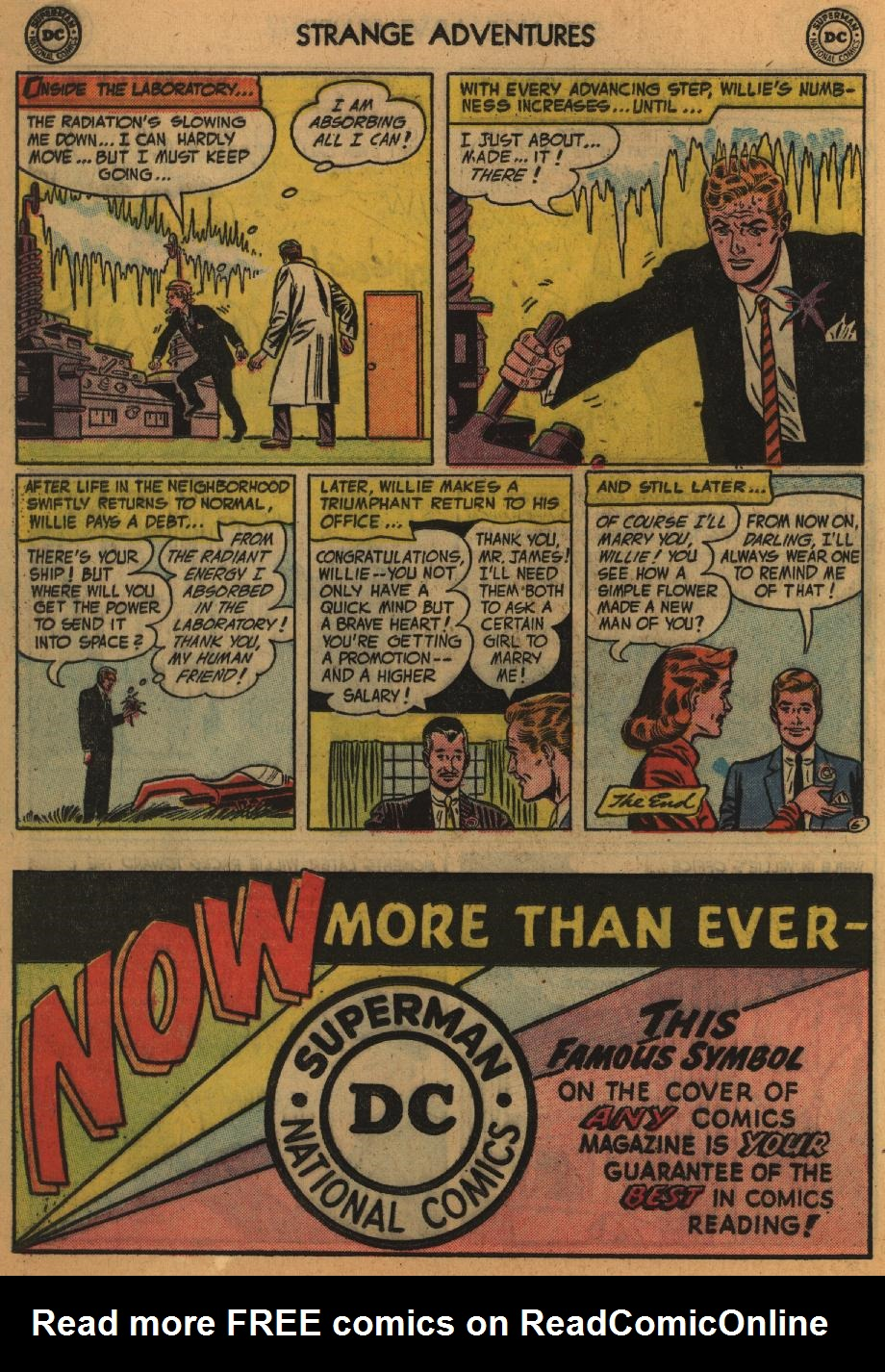 Strange Adventures (1950) issue 67 - Page 24