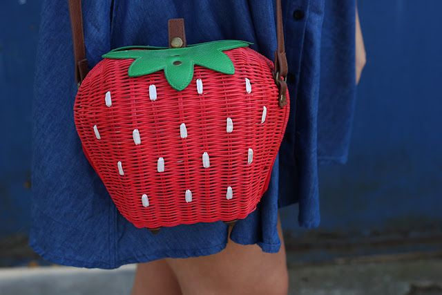 Stawberry Bag