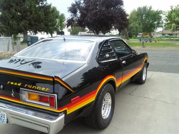2015 Dodge Barracuda >> 1978 Plymouth Roadrunner for Sale - Buy American Muscle Car