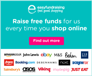 Raise free funds for us every time you shop online
