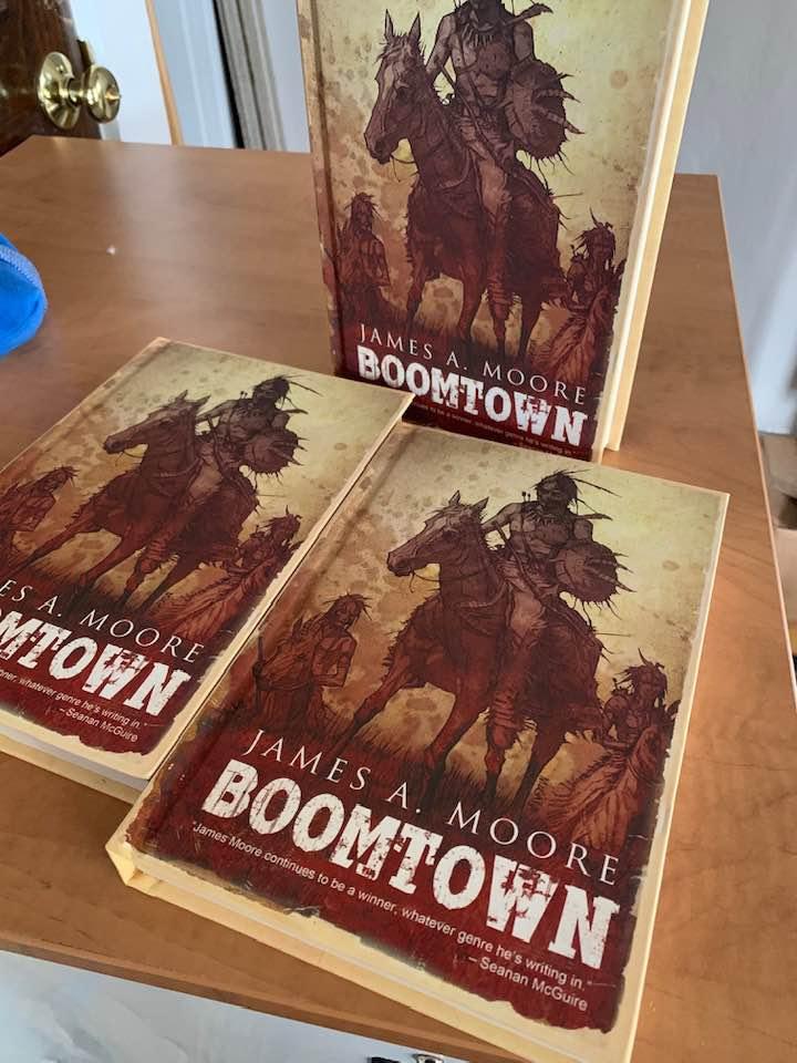 Boomtown Picture Book