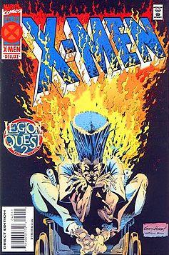 Sneak Peek Legion The Mutant Son Of Charles Xavier