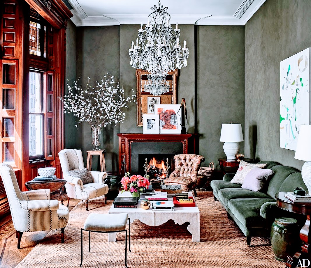 Jessica Chastain's New York City Apartment