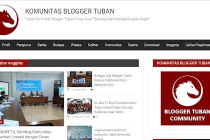 Kerenya Komunitas Blogger Tuban dan Alasan Saya Gabung dengan Blogger Tuban Communitty