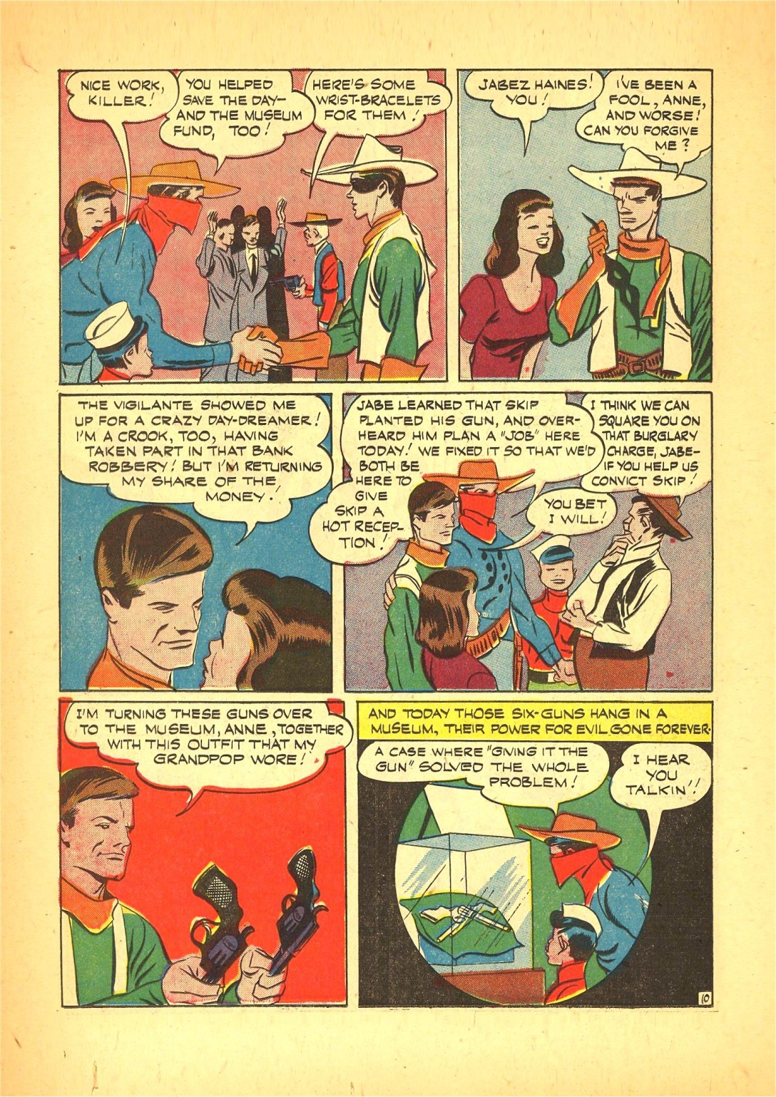 Read online Action Comics (1938) comic -  Issue #72 - 25