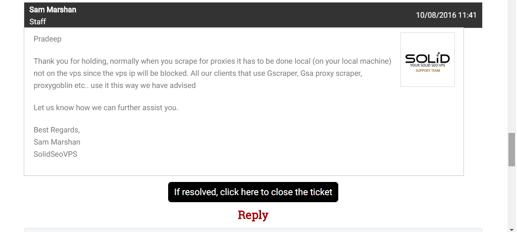 Don't use GSA Proxy scrapper - solidseovps adviced me