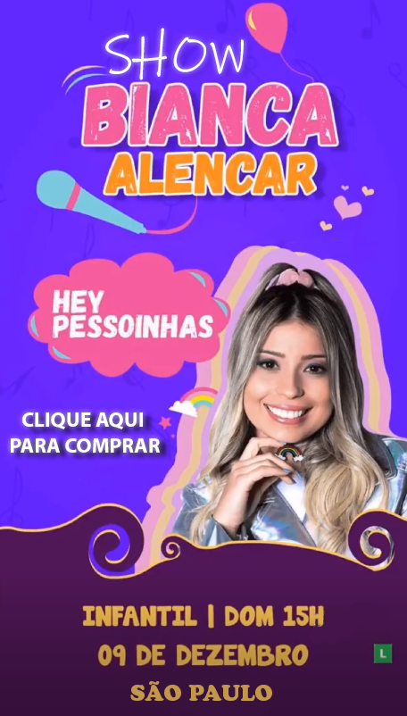 Show Bianca Alencar