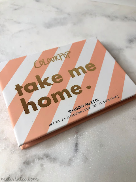 colourpop, colorpop, colourpop take me home, colourpop take me home eyeshadow palette, colourpop take me home eyeshadow palette review, take me home, take me home eyeshadow palette, take me home eyeshadow palette swatches, colourpop take me home eyeshadow palette swatches