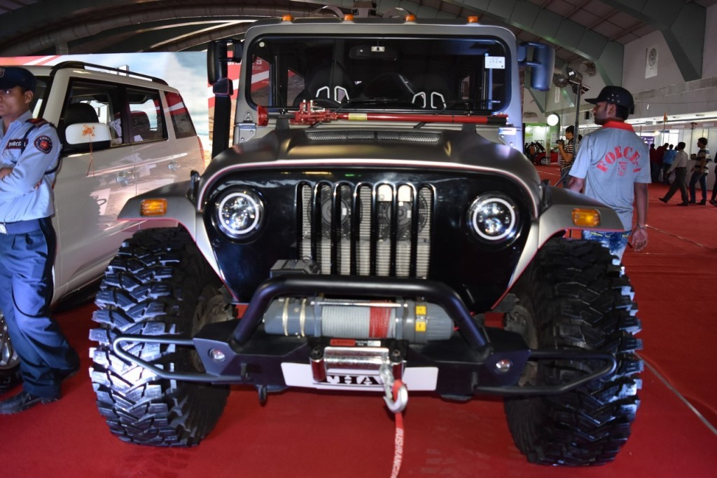 Mahindra Thar Daybreak Edition Price In India Images