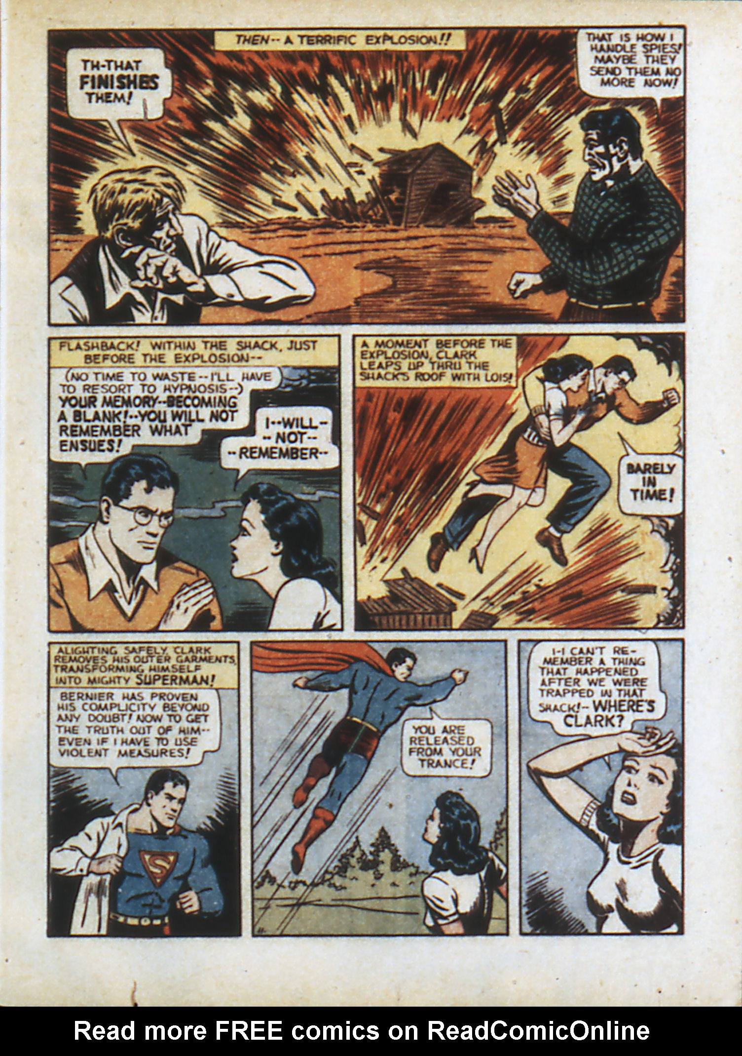 Read online Action Comics (1938) comic -  Issue #33 - 14