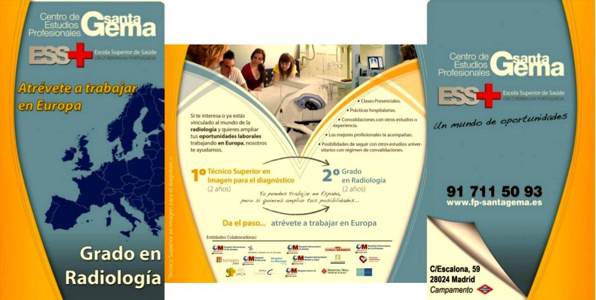Radiological Dream: Presentación del Grado en Radiología - C.E.P. ...