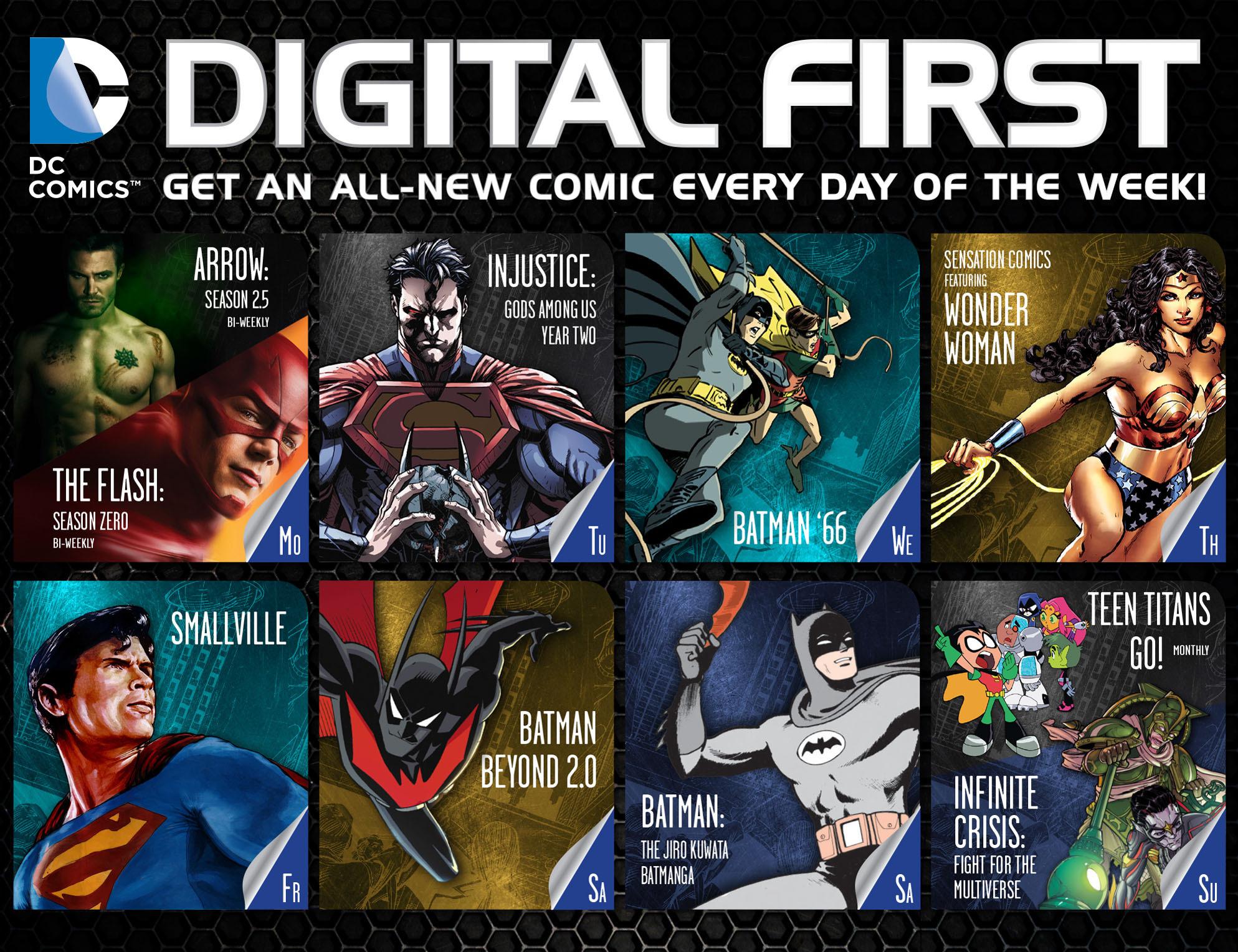 Read online Arrow: Season 2.5 [I] comic -  Issue #1 - 23