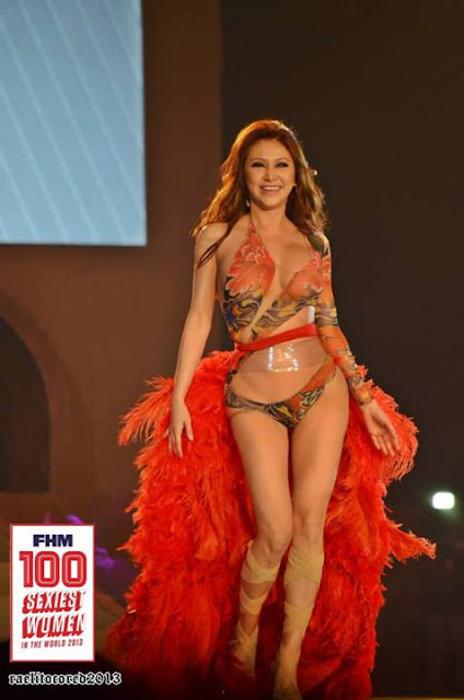 rufa mae quinto at fhm philippines 100 sexiest 2013 victory party sexy bikini