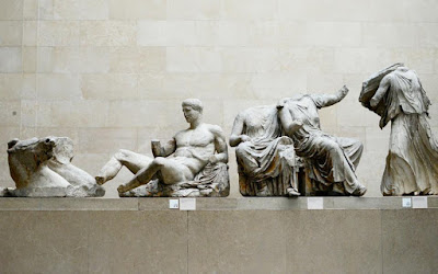 Τα πρώτα «Λάφυρα», από την Αθήνα