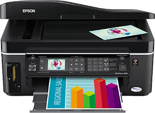 Epson WorkForce 600