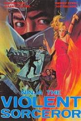 O Feiticeiro Ninja – Dublado