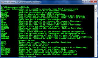 Cara Menghapus File Virus Dengan Command Prompt(CMD) - Belajar ...
