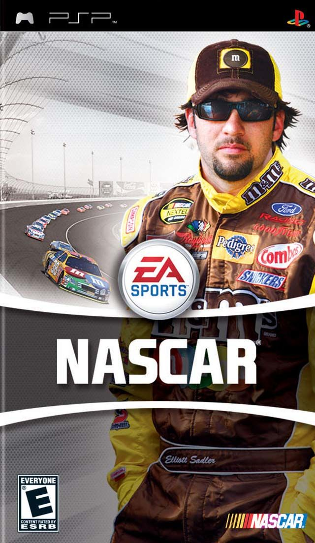 Nascar - PSP - ISO Download