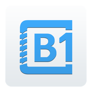 B1 File Manager and Archiver Pro