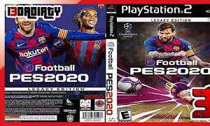 تحميل لعبة بيس 2020 بلايستيشن 2 PES 2020 eFootball PS2 انتقالات الشتوية