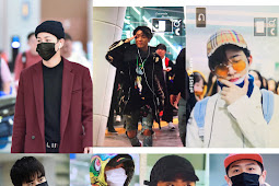 190318 iKON arrived safely in Incheon after New York Event