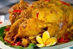 Dengan Resep Ayam Betutu Khas Bali Ini Makan Menjadi Tambah Lahap