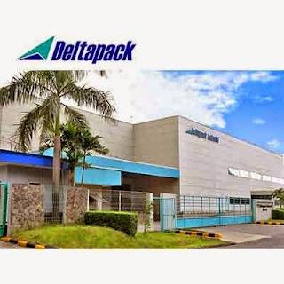 Lowongan Kerja di Bekasi PT. Deltapack Industri - Operator Produksi/Maintenance/QC