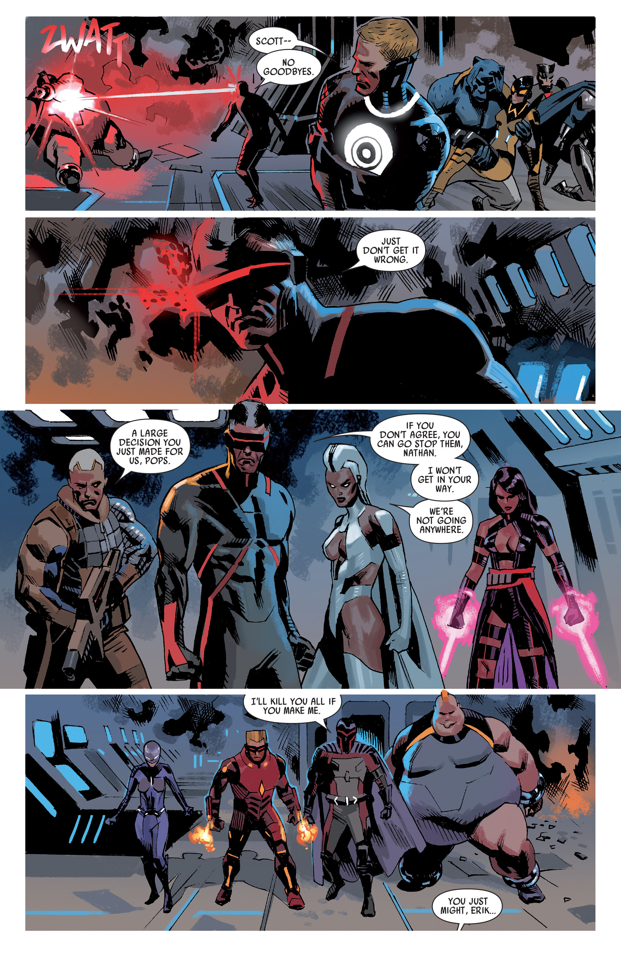 Read online Uncanny Avengers (2012) comic -  Issue #20 - 16