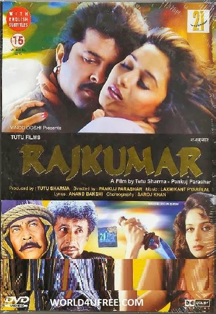 Rajkumar 1996 DVDRip 700mb Download Watch