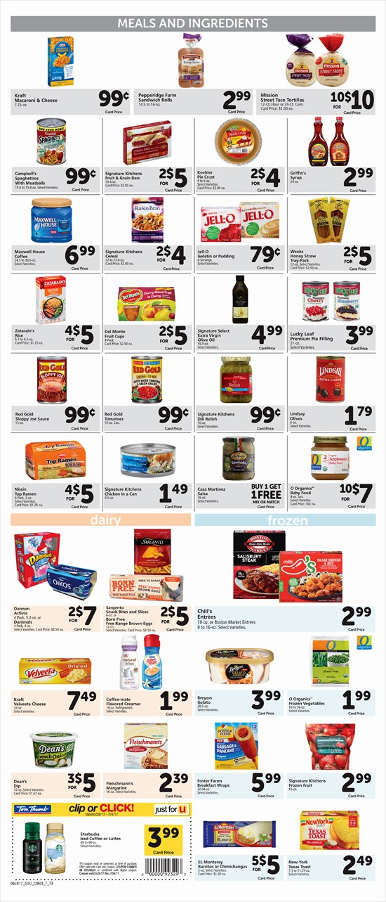 tom thumb online coupons