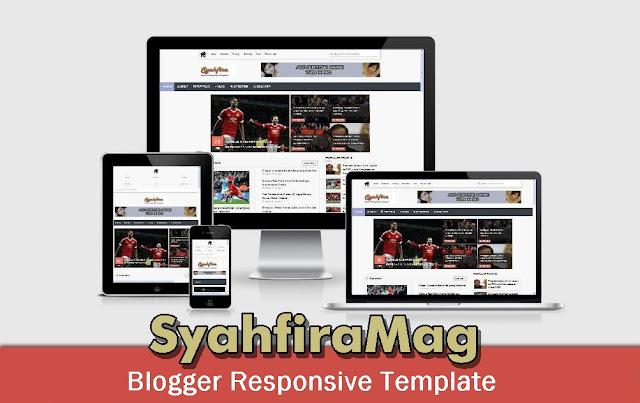 Syahfira Free Fast Responsive Template