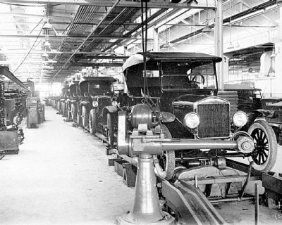 Montaje-Ford-T