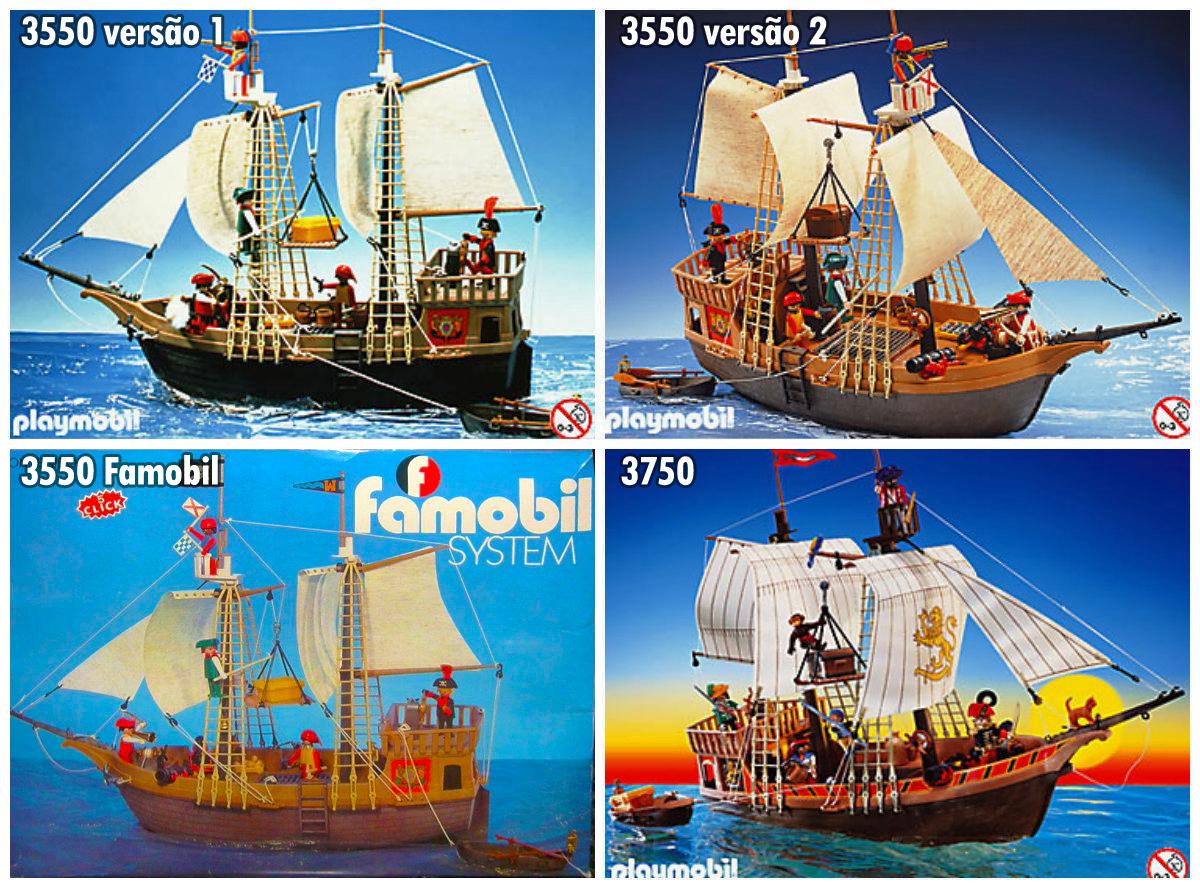 Enciclop dia de cromos barco pirata da playmobil for Barco pirata playmobil