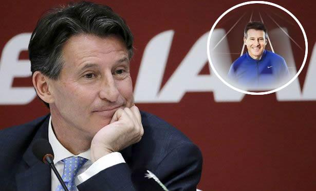 Sebastian Coe no renunciará a su contrato con Nike