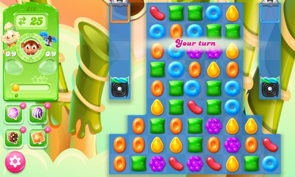 Candy Crush Jelly Saga saga 315