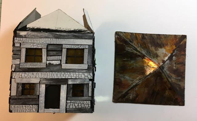 With Glue And Glitter Hip Roof Farmhouse Latest House