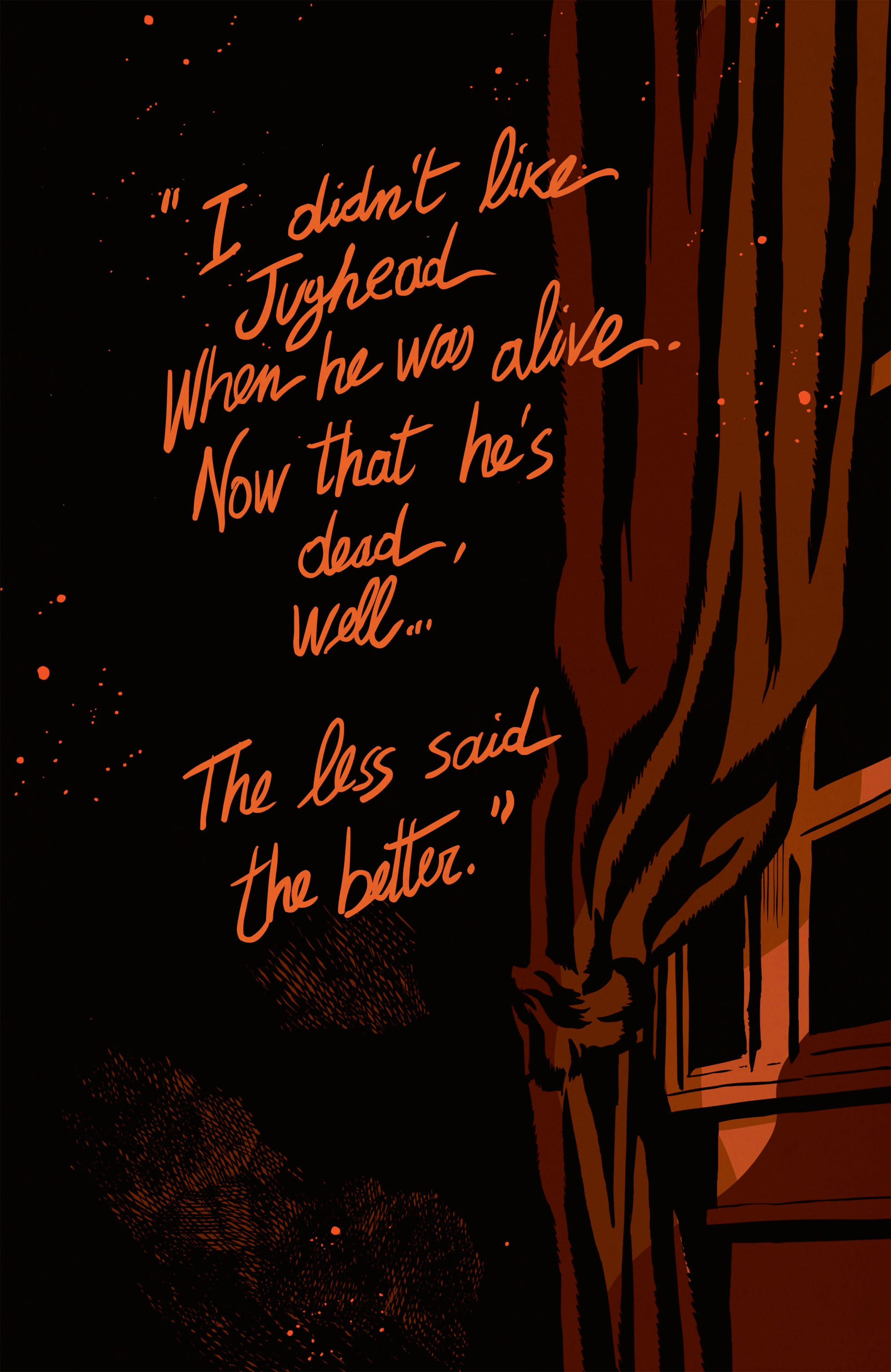 Read online Afterlife with Archie comic -  Issue #2 - 3