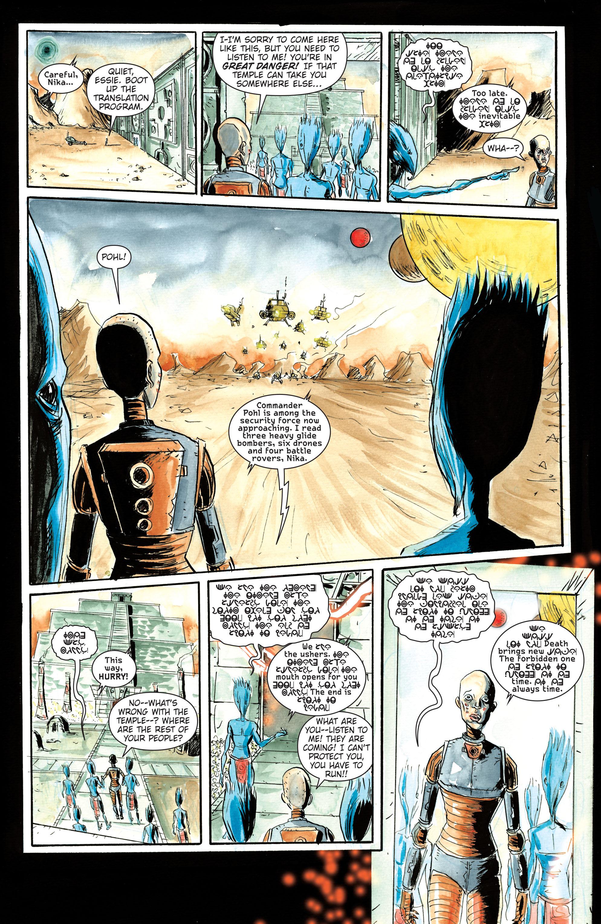 Read online Trillium comic -  Issue # TPB - 70