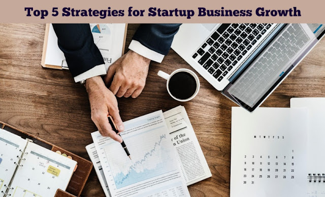 Top 5 Strategies for Startup Business Growth