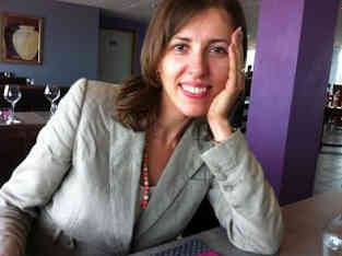 Tatiana Dornbusch, grand maître d'échecs - Photo © Chess & Strategy