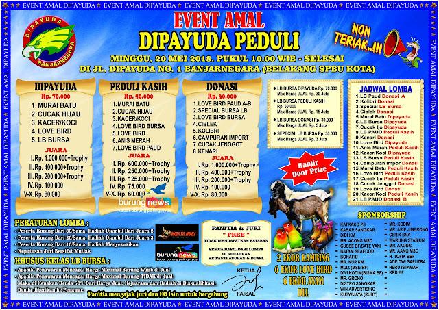 event amal dipayuda peduli Banjarnegara